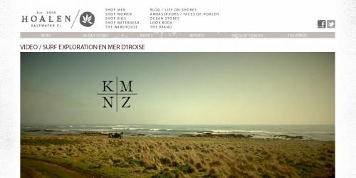 hoalen, surf, David, Quéménès, KMNZ